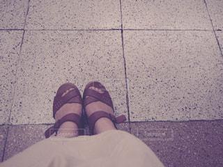 たくさん歩いたの写真・画像素材[2336465]