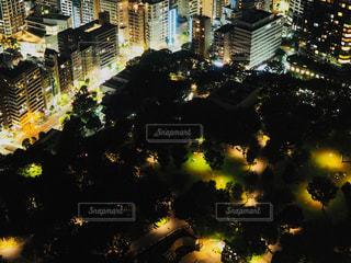 都庁からの夜景の写真・画像素材[2355749]