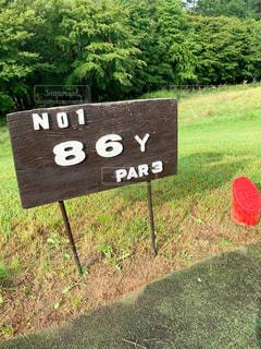 ゴルフ場のコースの写真・画像素材[2501001]