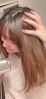 髪の写真・画像素材[2325209]