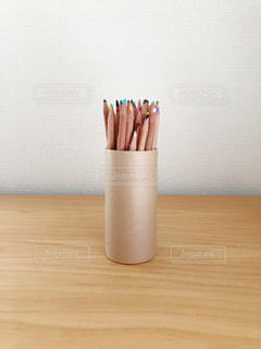 色鉛筆の写真・画像素材[2337422]