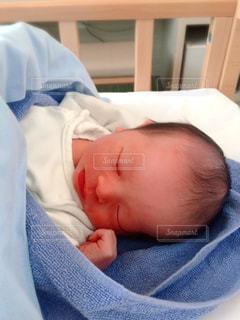 新生児の写真・画像素材[2372272]