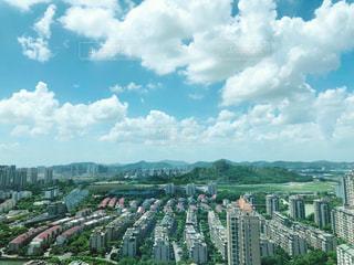 都市の風景の写真・画像素材[2390179]