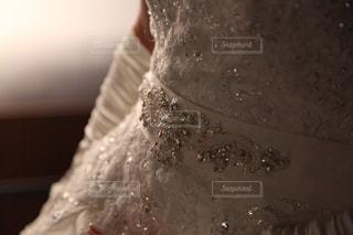 ウェディングドレスの写真・画像素材[2326698]