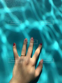 プールの写真・画像素材[2327070]