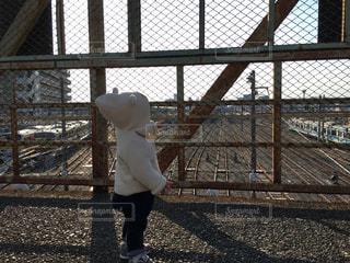 陸橋の写真・画像素材[2328471]