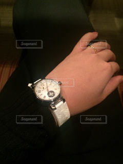 腕時計の写真・画像素材[2328553]