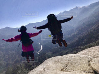 ジャンプの写真・画像素材[2328155]