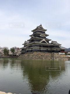 松本城の写真・画像素材[464720]