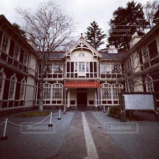 軽井沢 旧三笠ホテルの写真・画像素材[2328884]