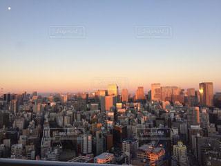 東京の朝の写真・画像素材[2331178]