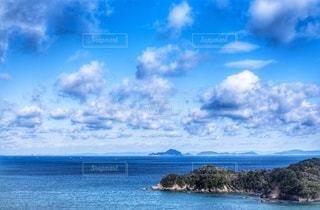 三重県鳥羽の海の写真・画像素材[2339402]