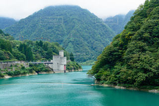 宇奈月ダムの写真・画像素材[2490181]