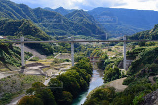 八ッ場大橋の写真・画像素材[2617100]
