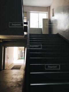 学校の階段の写真・画像素材[1174346]