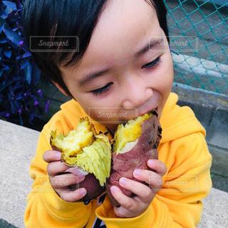 焼き芋の写真・画像素材[1578836]