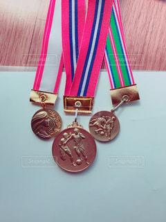メダルの写真・画像素材[2345516]