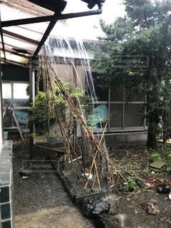 台風の写真・画像素材[2583347]