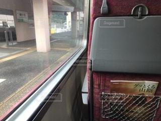 車窓の写真・画像素材[2739617]