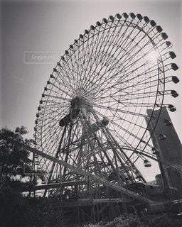 横浜みなとみらい コスモクロック21の写真・画像素材[2337173]