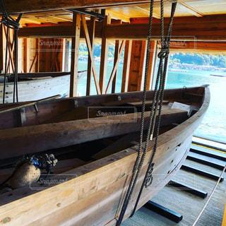 木造船の写真・画像素材[2439404]