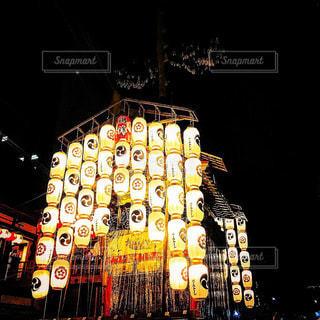 2年前の祇園祭 宵山の写真・画像素材[3440725]