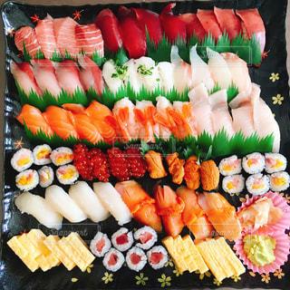 寿司たくさんの写真・画像素材[2496135]