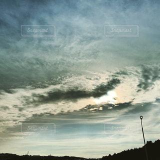 Dragon  cloud  龍神様のような雲 2019/7/2の写真・画像素材[2351659]