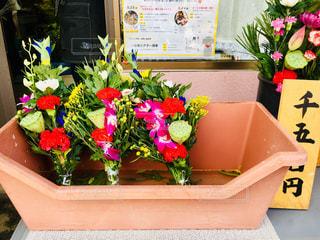 仏花の写真・画像素材[2357237]