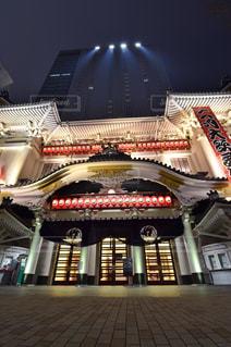 歌舞伎座の写真・画像素材[2351301]