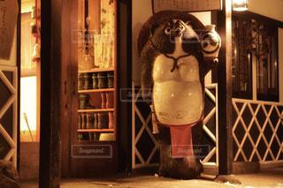 銀山温泉の写真・画像素材[2354998]