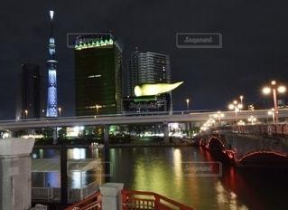 東京スカイツリーの写真・画像素材[2641176]