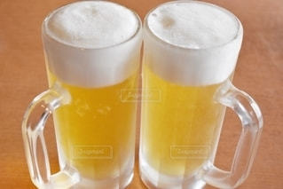 生ビールの写真・画像素材[2663397]