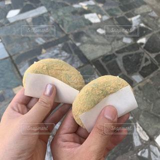 よもぎ餅の写真・画像素材[2391300]