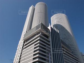 都会の高い塔の写真・画像素材[2348958]