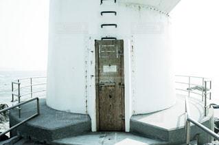 大きな白い建物の写真・画像素材[2355439]