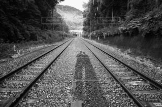 夫婦の影の写真・画像素材[2355461]