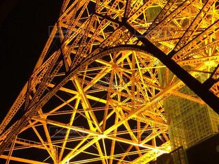 東京タワーの写真・画像素材[124141]