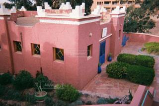 モロッコの建物の写真・画像素材[2349329]