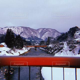 冬景色の写真・画像素材[2346715]