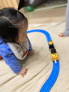 電車は行くよどこまでもの写真・画像素材[3114689]