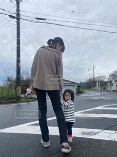 散歩の写真・画像素材[3780987]