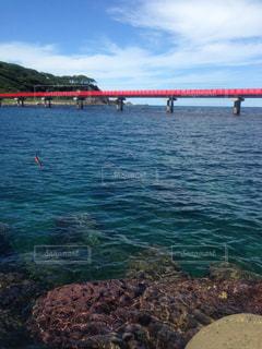 雄島の橋の写真・画像素材[2348493]