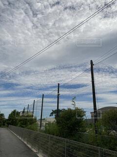秋空の写真・画像素材[4769341]