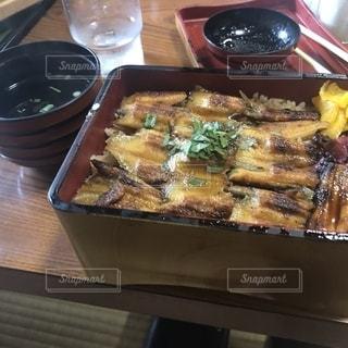 アナゴ丼の写真・画像素材[2349403]