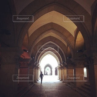 トンネルの写真・画像素材[29105]