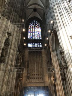 ケルン大聖堂の礼拝堂の写真・画像素材[2355581]