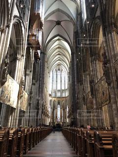 ケルン大聖堂の礼拝堂の写真・画像素材[2355583]