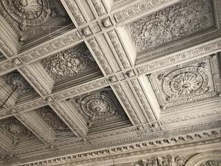 ヴェルサイユ宮殿の天井の写真・画像素材[2355629]