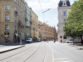 市街地の眺めの写真・画像素材[2351972]